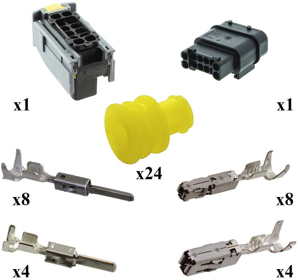 CONECTORES ELECTRICOS CAMPER