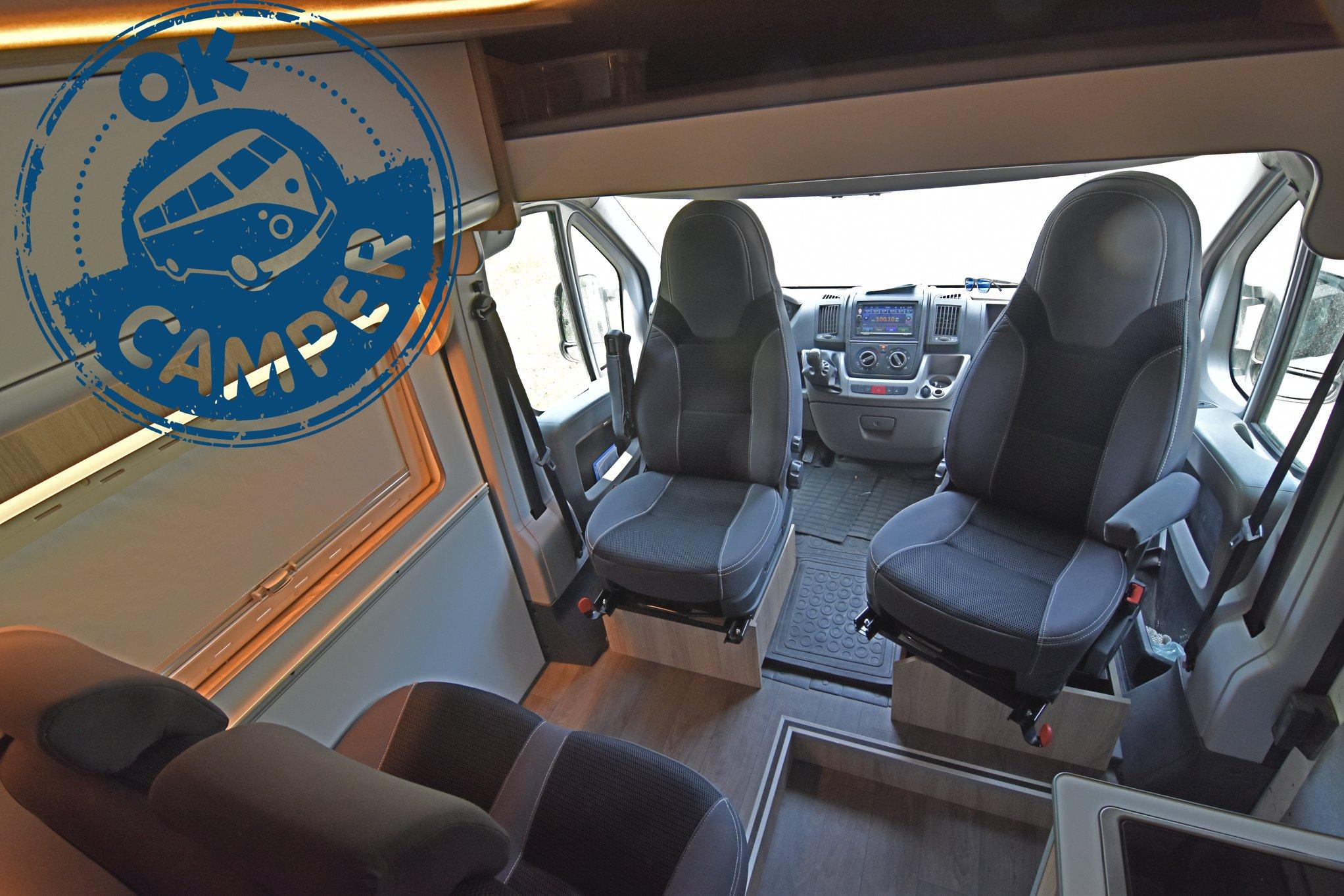 FIAT DUCATO L2 H2 CAMPER