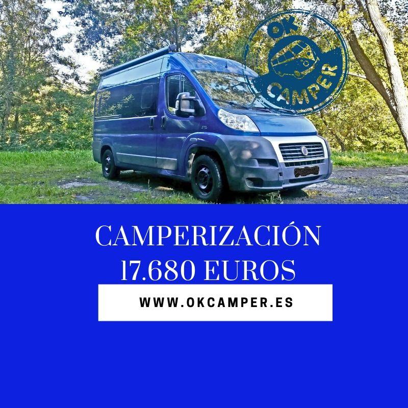 FIAT DUCATO L2H2 CAMPER